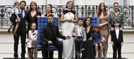 Una nueva novela brasileña en la tv argentina