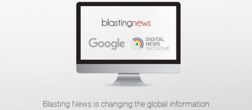 Blasting News y Google Digital News Initiative