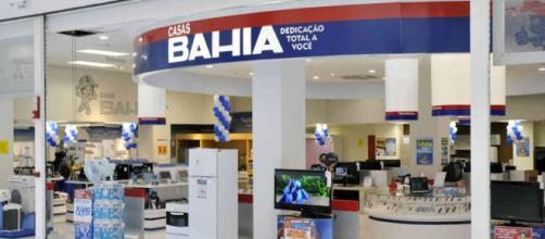 Casas Bahia uma loja tradicional e muito conhecida