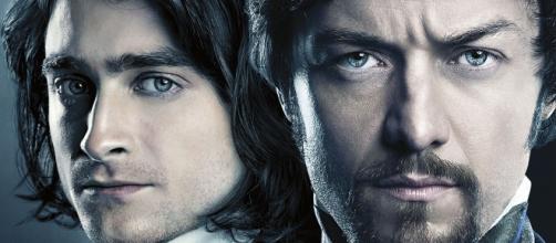 Daniel Radcliffe e James McAvoy protagonisti