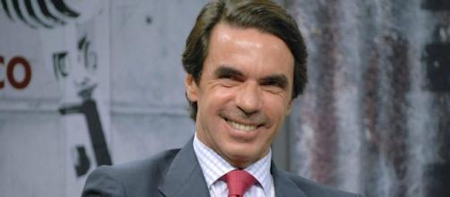 Jose María Aznar ex presidente.
