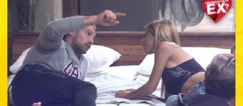 Luis rompe con Oriana tras una discusión