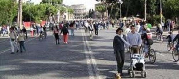 Domenica ecologia a Roma il 28 febbraio
