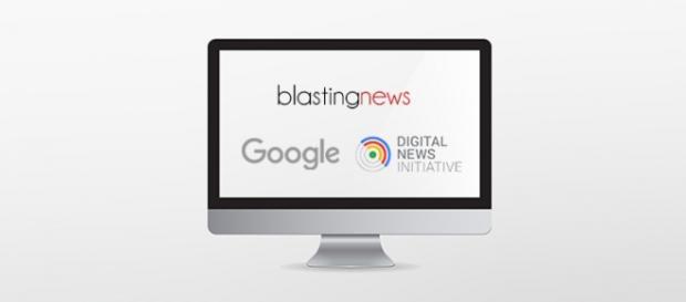 Google e Blasting News, pela informação digital.