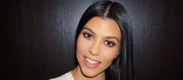 Kourtney Kardashian feiert gerne mit Kanye West