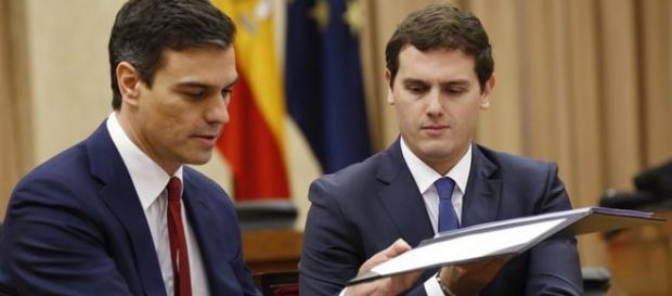 PSOE y C´s no suman lo suficiente