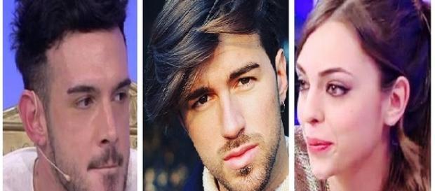 Uomini e Donne: Lucas Peracchi, Andrea e Giulia