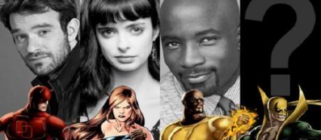 Confirman al actor que interpretará a Iron Fist