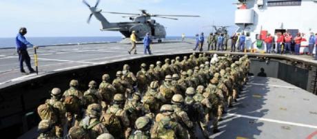 Truppe italiane potrebbero essere inviate in Libia