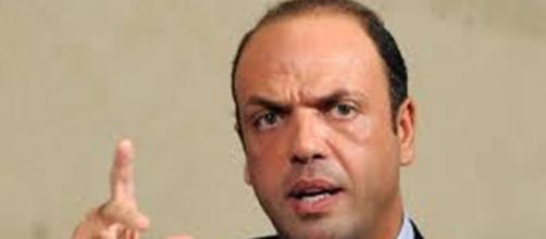 Angelino Alfano, ministro dell'Interno
