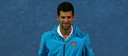 Djokovic claimed his 700th win but had to retire