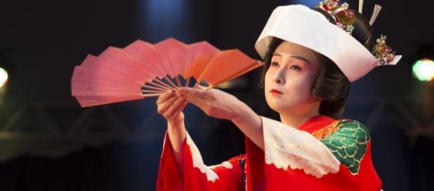 A cultura japonesa em destaque.