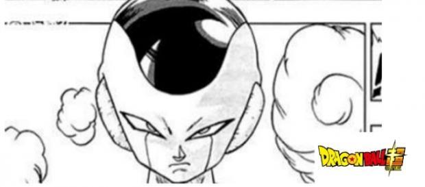 Frost alcanzaría la forma golden en el manga 10