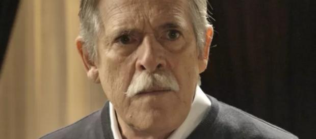 Gibson será dado como morto no final da novela
