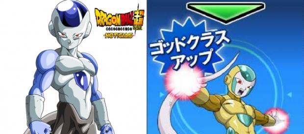 Imagen de Frost y del avatar Golden de Heroes