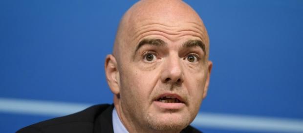 Infantino era secretário-geral da UEFA desde 2010