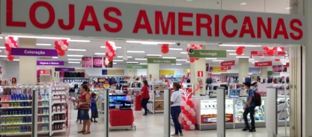 Lojas Americanas abre vagas temporárias.