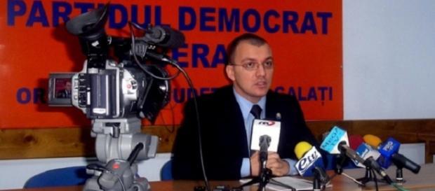 Mihail Boldea a fost deputat de Galați