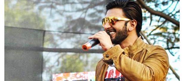 Ranveer Singh on an award winning spree