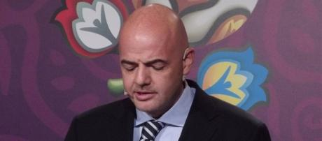 Infantino será presidente de FIFA hasta 2019