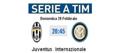 Juventus-Inter in diretta su BlastingNews