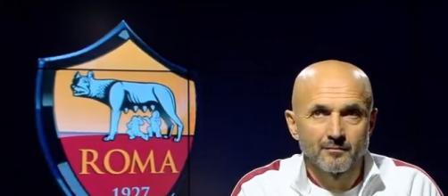 Luciano Spalletti, allenatore A.S. Roma