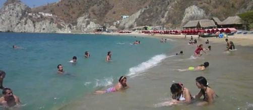 Playa Blanca - Santa Marta un lugar imperdible