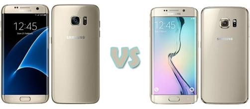 Samsung: Galaxy S7 Edge vs Galaxy S6 Edge