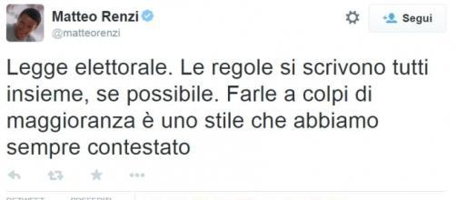 Sono 60 voti di fiducia chiesti dal Governo Renzi
