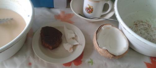 Zucchero di canna e cocco (Ongol-Ongol)