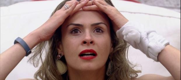 Ana Paula e a torcida 'Clanessa'