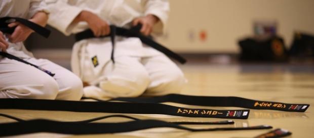 Cinturão Negro - Karatê Tradicional