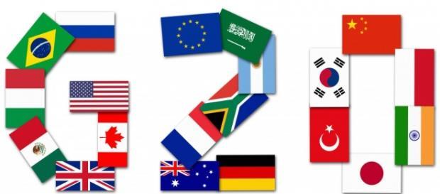Drapelele statelor grupului G20