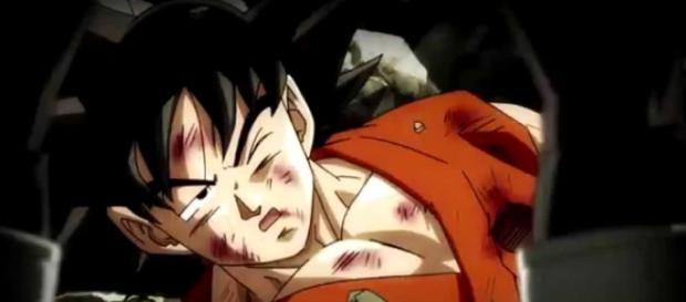Goku caería derrotado en el manga 10