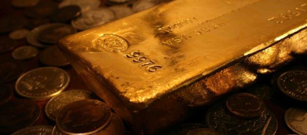 Gold via Flickr Bullion Vault CC2.0