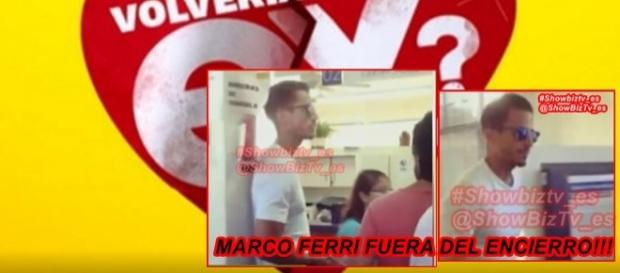 Marco Ferri abandonó el 'Granero'