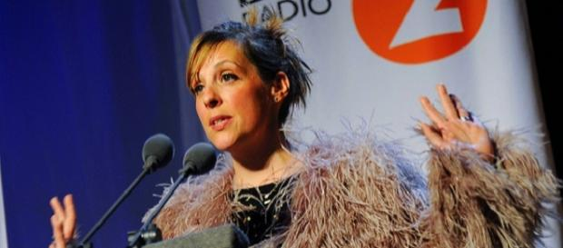 Mel Giedroyc hosted the 'You Decide' show