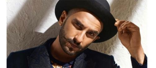 Ranveer Singh creates a buzz again