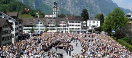 Suiza rechaza la expulsión de extranjeros.