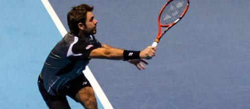 Wawrinka is ATP number 4 (Wikipedia)