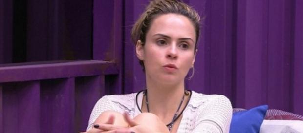 Ana Paula faz revelação no BBB