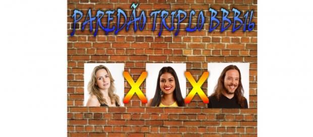 Ana Paula, Munik e Tamiel estão no paredão