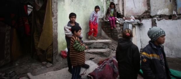 Bambini siriani rifugiati in Turchia