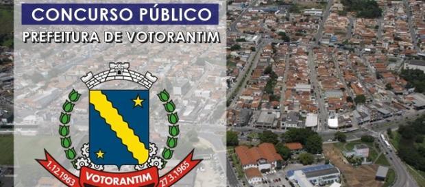Concurso Público Prefeitura de Votorantim-SP 2016