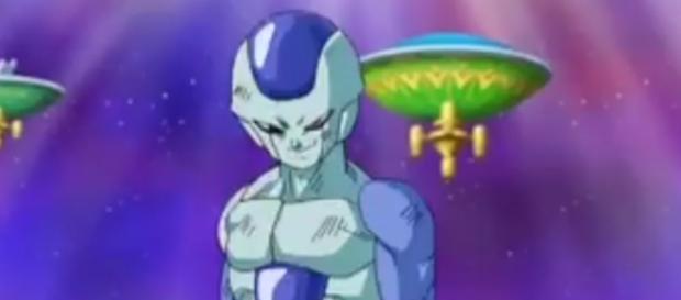 Frost segunda transfromación vs Piccolo