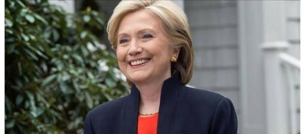 Hillary Clinton, candidata del partido demócrata