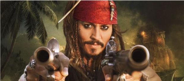 Johnny Depp torna nei panni di Jack Sparrow