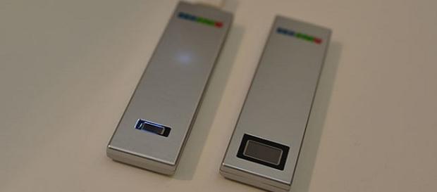 Sensores de huella digital de la empresa Vkansee