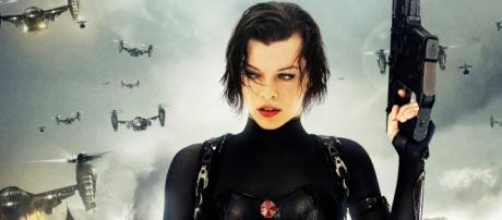 La actriz Milla Jovovich será Alice nuevamente