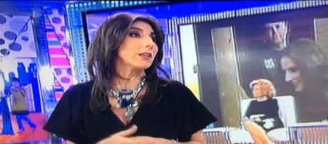 Paz Padilla criticando la postura de Malú